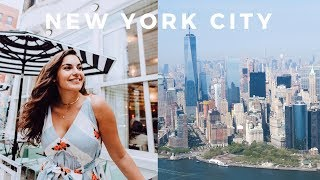 Summer In New York! // 24 Hours in NYC thumbnail