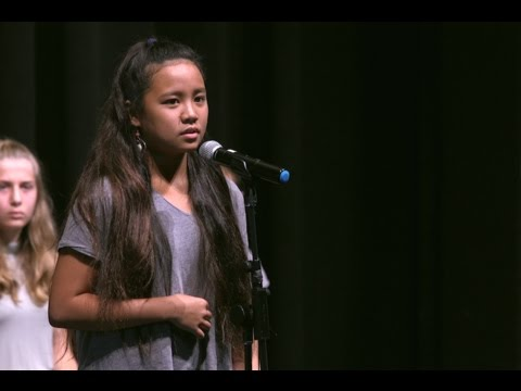 2017 Punahou Damon Speech Contest Winners (March 8 & 9, 2017)