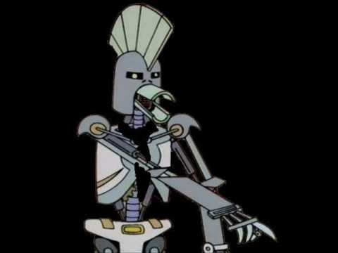 Cybernetic Ghost Of Christmas Past From The Future.Cybernetic Ghost History Professor Youtube Poop Youtube
