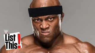 5 things you didn't know about Bobby Lashley: WWE List This!