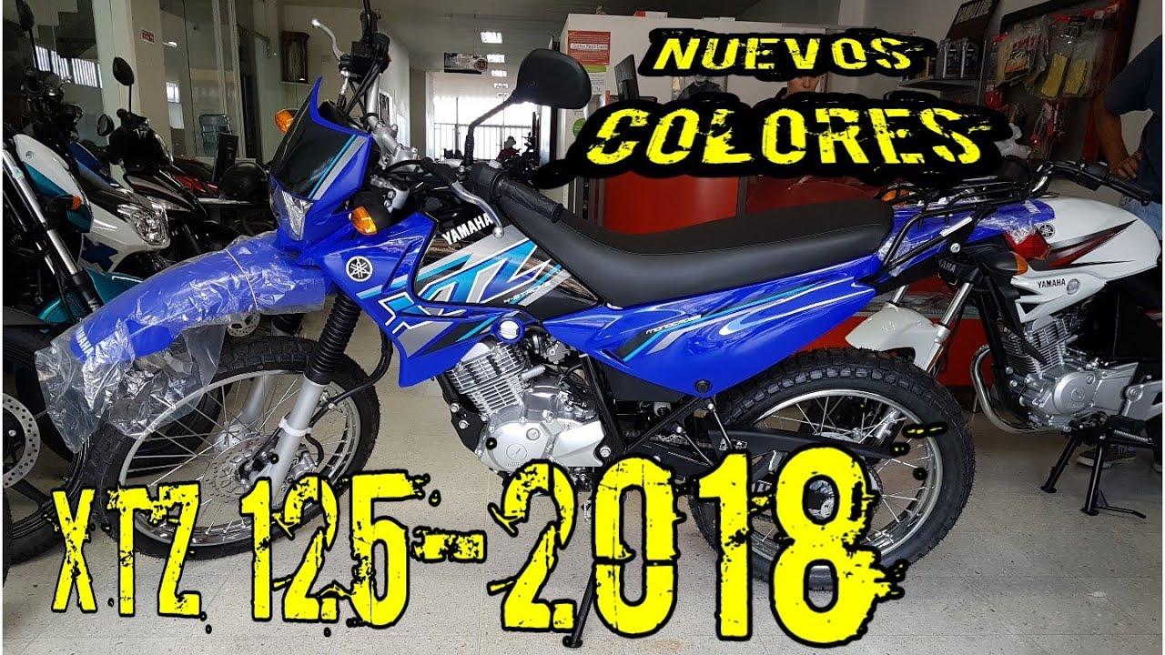Yamaha Xtz  Precio