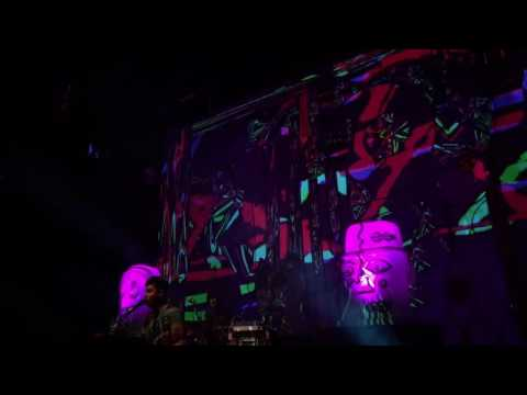 The Burglars & Guys Eyes by Animal Collective @ Fillmore Miami on 11/10/16