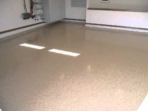 Do It Yourself Garage Floor Ideas Youtube