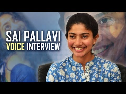 Actress Sai Pallavi Superb Answers To Media Questions | Voice Interview | TFPC