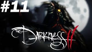 The Darkness 2 Walkthrough PT11- The Mental Hospital
