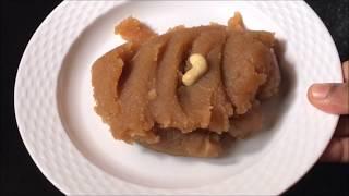 Quick halwa | Wheat halwa recipe | Atta halwa recipe | கோதுமை அல்வா | Instant halwa recipe