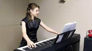"""Очень красивая мелодия на фортепьяно. Музыка к фильму """"Соблазн"""" 2019 на пианино. """"Sibyl"""" 2019."""