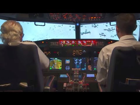 Flight Simulator Recreates Path of Doomed Boeing 737 Max 8