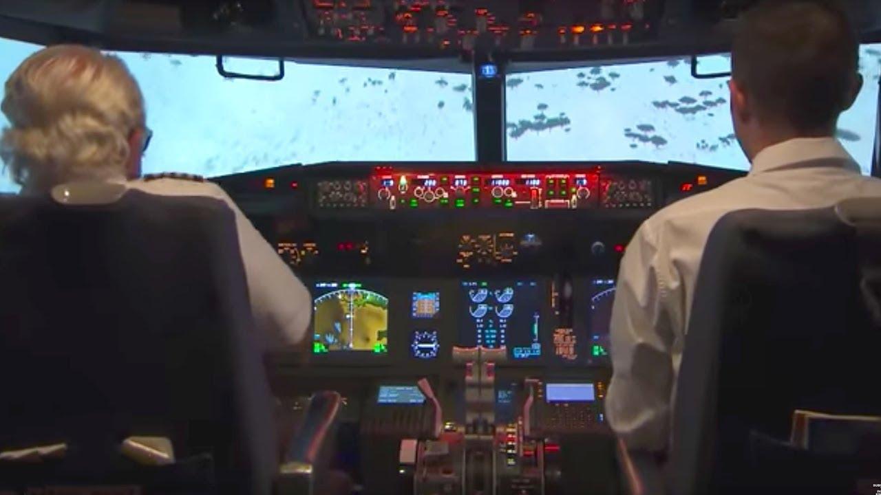 Flight Simulator Recreates Path of Doomed Boeing 737 Max 8 - YouTube