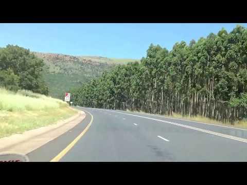 Driving to Kruger National Park from Johannesburg