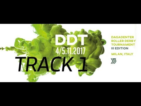 DDT! - ROLL-LINE CUP - 2017 - Vienna VS Helsinki - Final 1st 2nd place