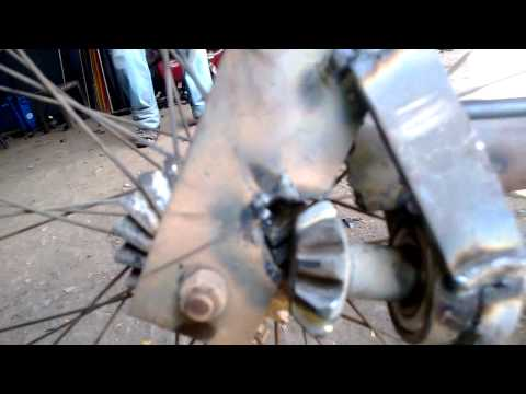 shaft drive bicycle mechanical engineering project topics