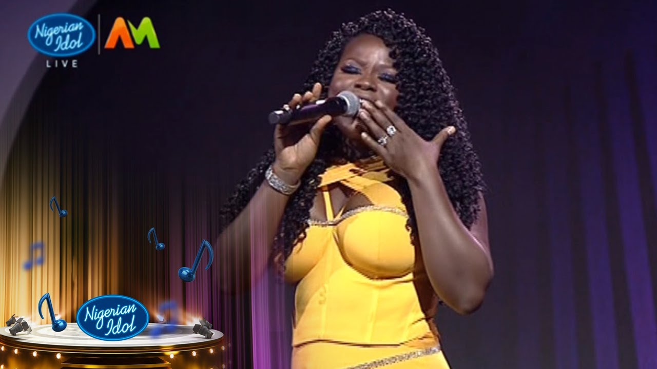 Download Top 5 Reveal: Comfort – 'Thinking Out Loud' – Nigerian Idol | Africa Magic | S6 | E12