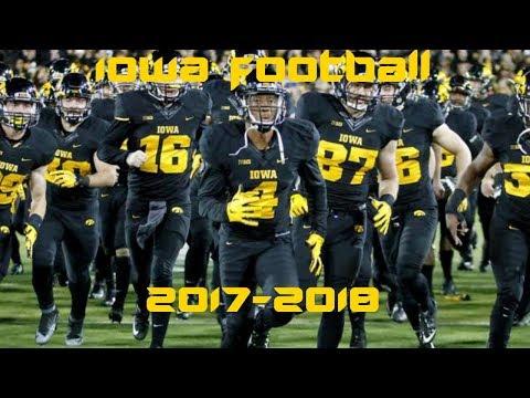 Iowa Hawkeyes Football | 2017 - 2018 Pump Up