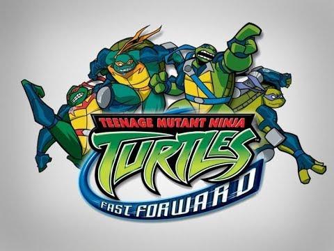 Teenage Mutant Ninja Turtles Fast Forward Overloaded Youtube