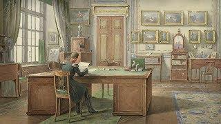 Воспитание и образование будущих императоров. Учебная комната в Зимнем дворце