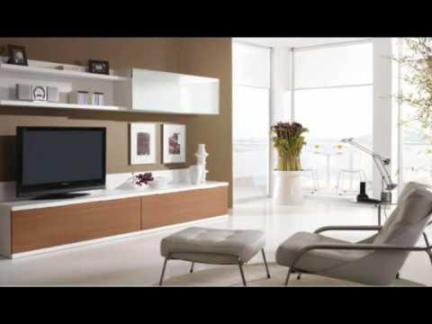7 salones modernos muebles youtube for Muebles salvany