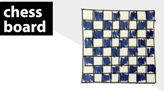how to draw chess board? (free drawing lessons for kids)