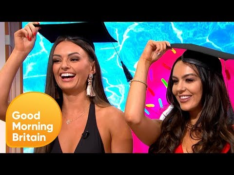 The Love Island Graduation with Rosie, Kendall, Hayley, Alex and Sam | Good Morning Britain