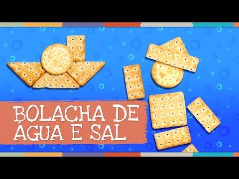 Palavra Cantada | Bolacha de Água e Sal