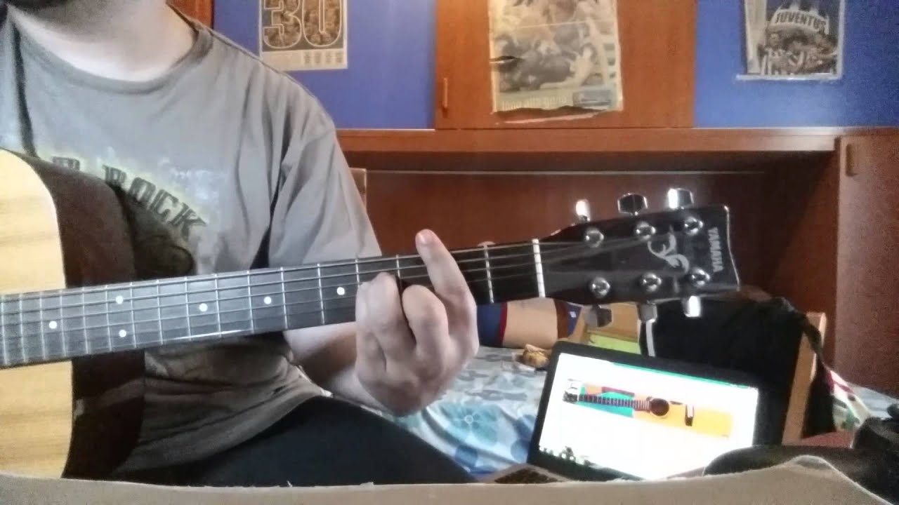 Iris Goo Goo Dolls Cover Chordsno Capo Very Simple Mode Youtube