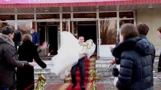 Свадебный клип г. Губкин