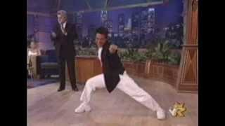 Jet Li on Leno promoting LW4 Part 2