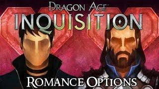 Dragon Age: Inquisition | All 8 Romance Options
