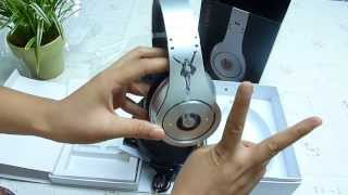 Monster Beats By Dr Dre  Limited Edition Michael Jackson Studio Headphone
