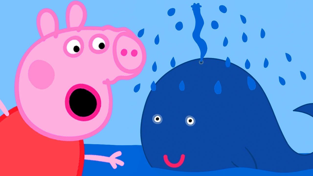 Peppa Pig Full Episodes | Canal Boat | Cartoons for Children