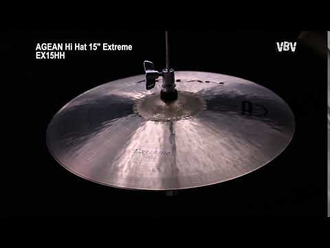 "15"" Hi Hat Extreme video"