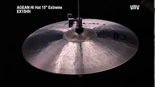"Hi Hat 15"" Extreme Video"