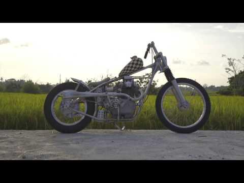 "NK13 Custom Motorcycle by Kedux Garage - Eps. Leong ""let's make some noise"""