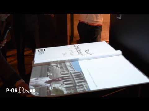 """byAR - Augmented Book - """"À PROVA DO TEMPO - 40 Anos de Constituição"""""""