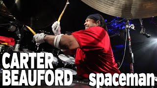 Artist Spotlight: Carter Beauford (Spaceman)
