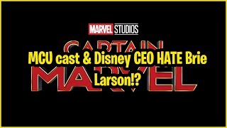 Avengers actors & Bob Iger UNHAPPY with Feige & Cpt. Marvel?!