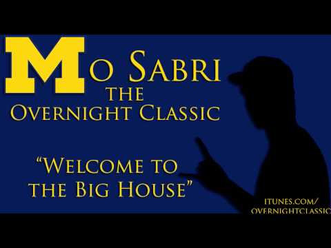 Welcome to the Big House (University of Michigan Theme Song)