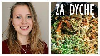 ZA DYCHĘ - prosty, szybki i tani makaron po chińsku I Savory or Sweet?