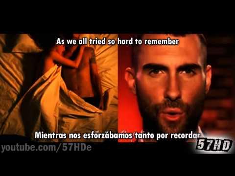Maroon 5 - Goodnight Goodnight HD Official Video Subtitulado Español English Lyrics