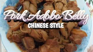 CHINESE PORK ADOBO STYLE  Shanghai Food with Bean curd Knots