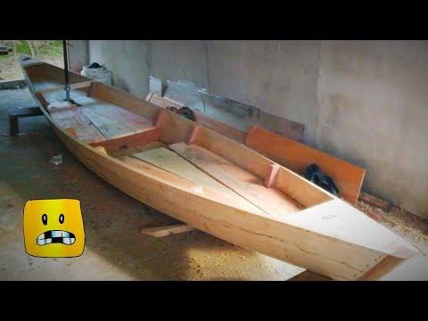 Cara membuat perahu