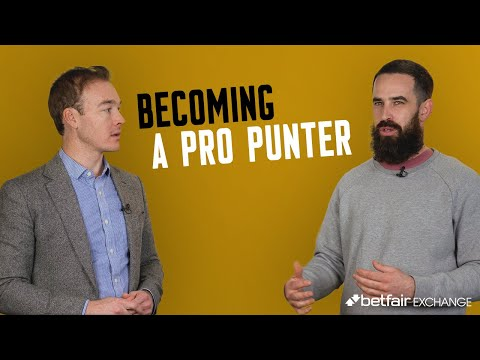 Betting Tips With Jack Dickens: How To Go Pro
