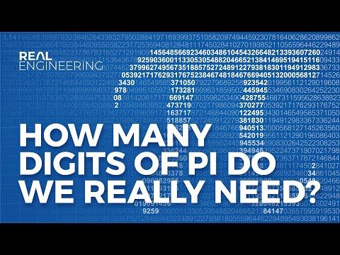 How Many Digits of Pi Do We Really Need? thumbnail