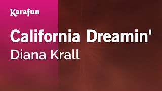 Karaoke California Dreamin