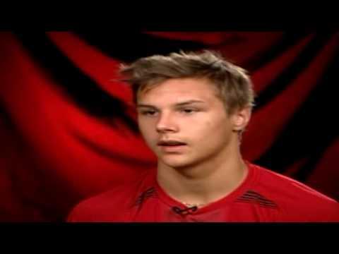Erik Karlsson July Interview - YouTube