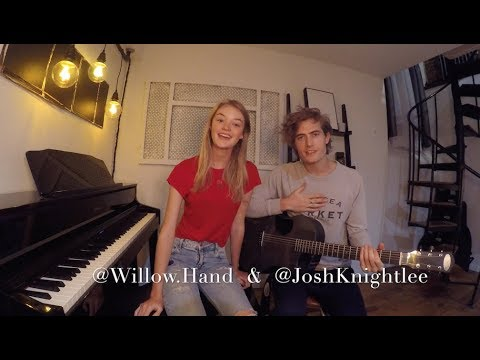 Take me the way I am by Ingrid Michaelson cover by Willow Hand and Josh Knight