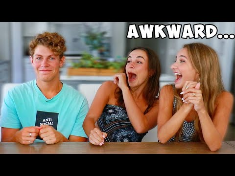 Asking Girls Awkward Questions! ft. Lexi Rivera, Lexi Hensle