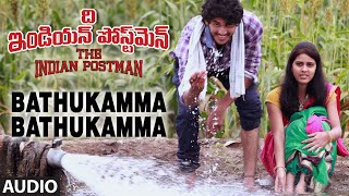 Bathukamma Bathukamma Full Song || The Indian Postman || Ajay Kumar, Veda, Priyanka