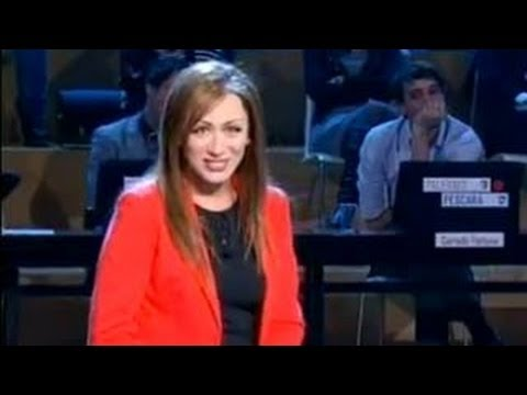 Intervista esclusiva a Francesca Pascale (Virginia Raffaele) - Quelli che... 10/02/2013