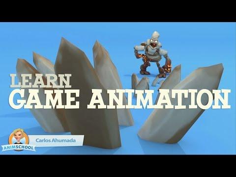 AnimSchool Game Animation StudentShowcase 2016